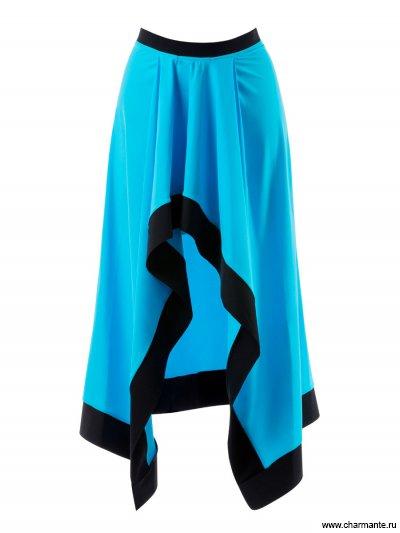 Купить Юбка пляжная WU071507 LG Cassandra, Charmante, голубой