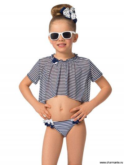 Пляжный комплект для девочек