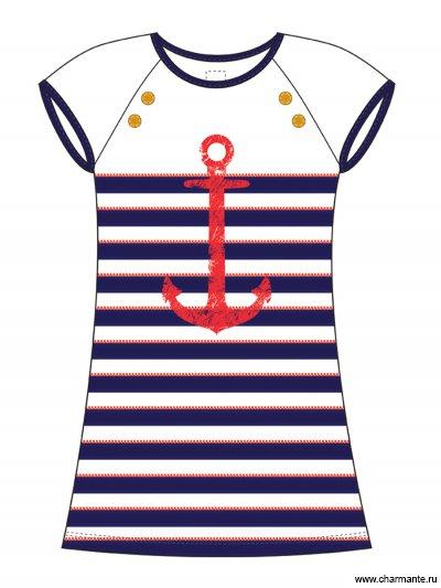 Купить Пляжное платье для девочек YPQ 041507 AF Rafaella, Charmante, мультиколор