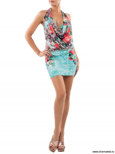 Купальник-бикини + платье