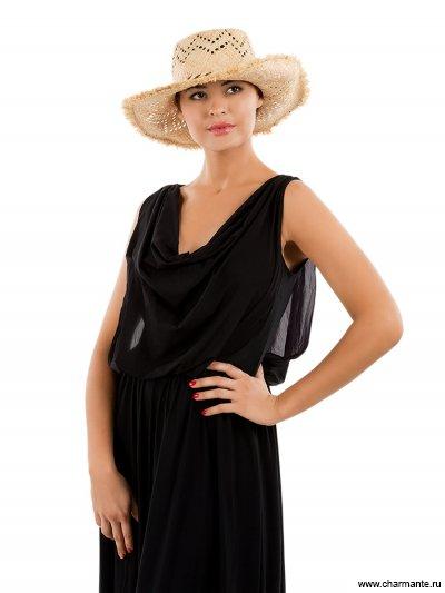 Купить Шляпа женская HWKS503, Charmante, натюрель