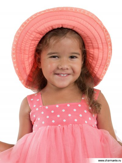 Шляпка детская HGAT107 от Charmante