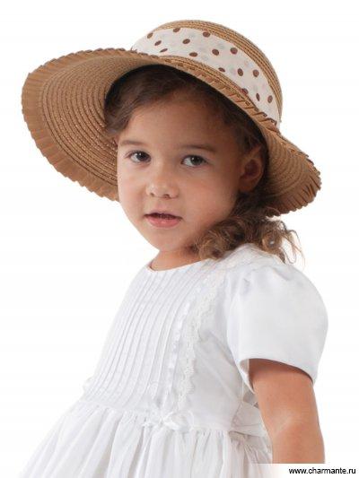 Шляпка детская HGCC402 от Charmante