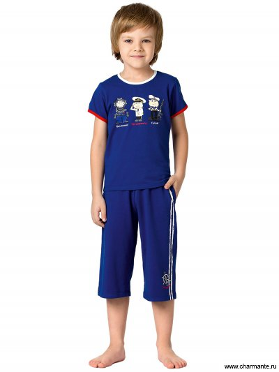 Комплект для мальчиков (футболка и брюки) Charmante BXP 451311