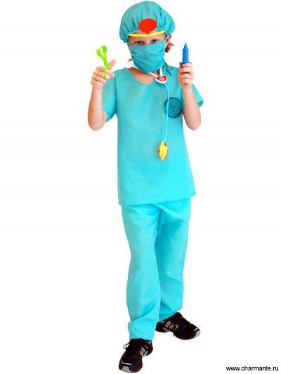 Костюм карнавальный для мальчиков (Хирург) Charmante BCH-1019