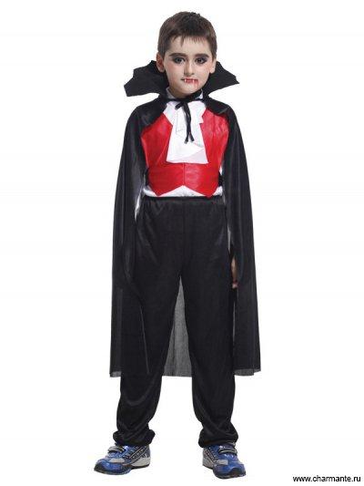 Костюм карнавальный для мальчиков (Вампир) Charmante BCH-1048
