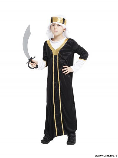 Костюм карнавальный для мальчиков (Арабский принц)