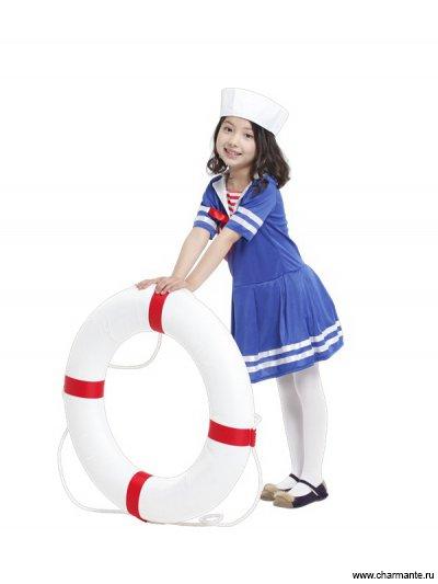 Костюм карнавальный для девочек (Морячка)