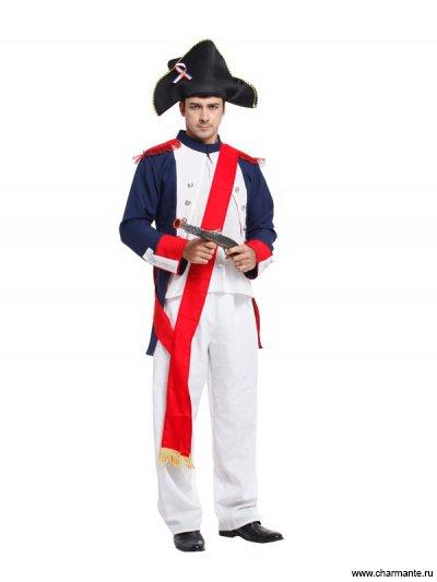 Костюм карнавальный для мужчин (Наполеон)