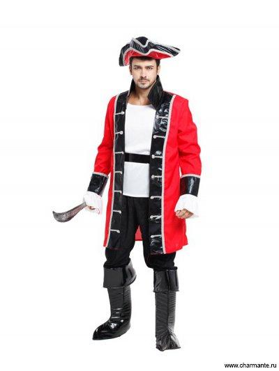 Костюм карнавальный для мужчин (Пират)