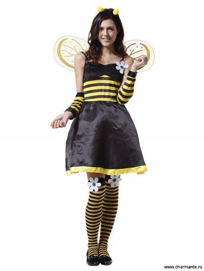 Костюм карнавальный для женщин (Пчелка)