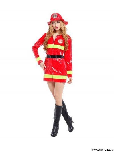 Костюм карнавальный для женщин (Пожарная) костюм для морской вечеринки