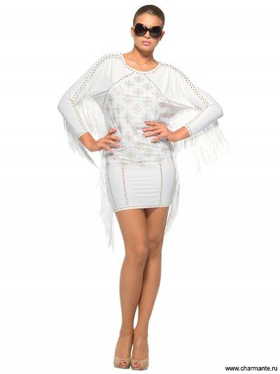 Купить Платье пляжное WQ121509 LG Ariel, Charmante, белый