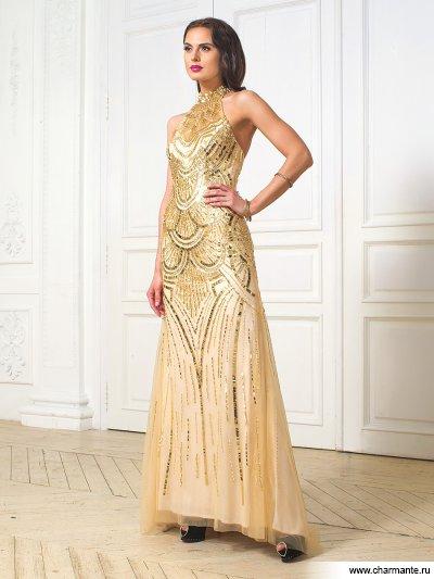 Платье женское Charmante D4910 LG Stefani