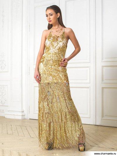 Платье женское Charmante D8921 LG Lucrezia