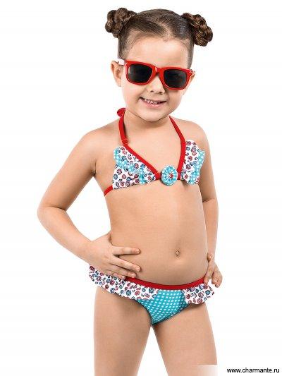 Купальник для девочек GM 031603 Sally от Charmante