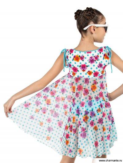 Пляжное платье для девочек Charmante GQ 021610 Violetta