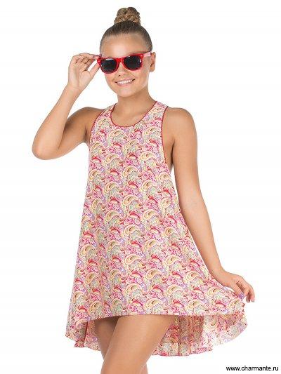 Пляжное платье для девочек