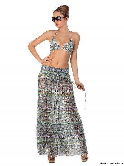Юбка пляжная для женщин Charmante WU 241606 Cassata