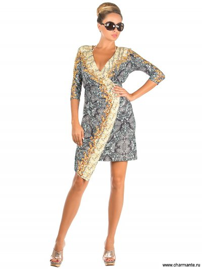 Платье-туника для женщин Charmante WQ 191607 Cariatide