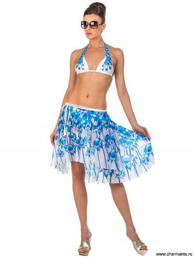 Юбка пляжная для женщин WU 171604 Moorei, Charmante, мультиколор  - купить