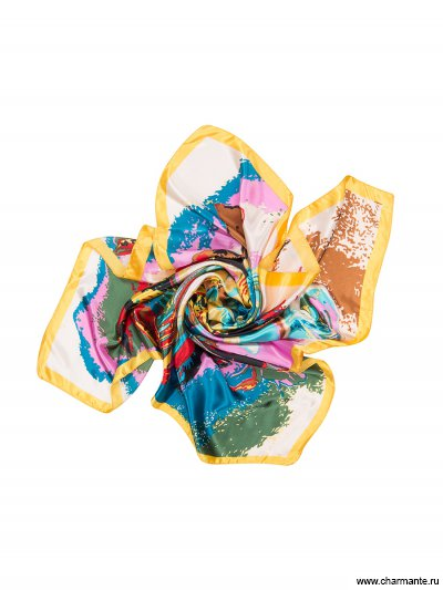 Купить Платок женский SHPA273, Charmante, жёлтый