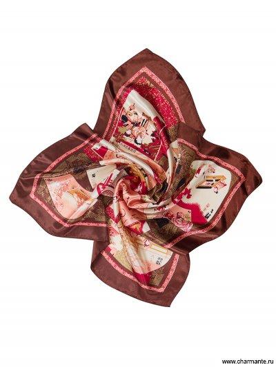 Платок женский недорогой платок на шею для женщин