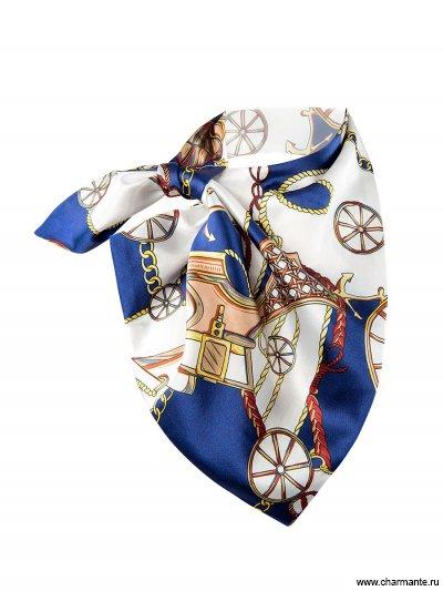 Купить Платок женский FRPA258, Charmante, синий