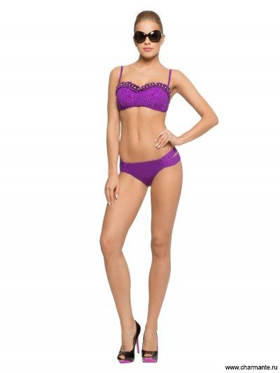 Купить Купальник женский WBF 021603 LG Sandy, Charmante, фиолетовый
