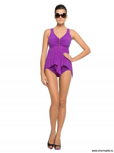Купить Купальник женский (танкини) WPX(XL) 021606 LG Sissy, Charmante, фиолетовый