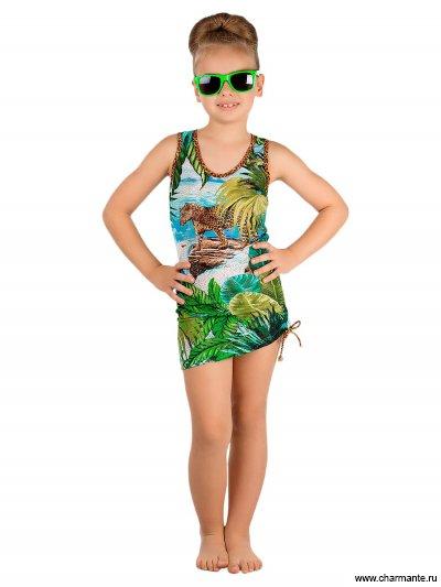 Пляжное платье для девочек GQ 021607 AF Sophi от Charmante