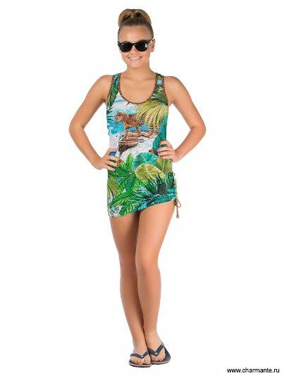 Пляжное платье для девочек YQ 021608 AF Sonya от Charmante