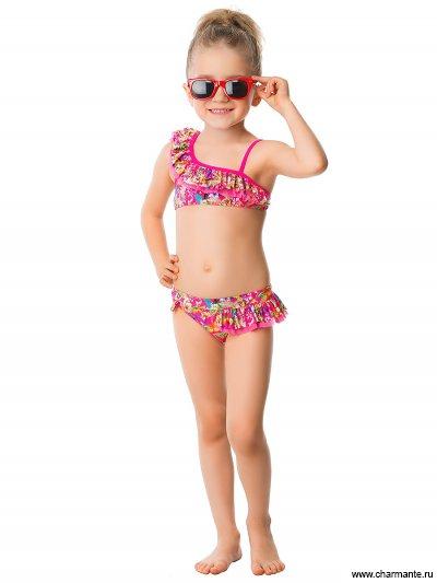 Купить Купальник для девочек GR 031603 AF Helen, Charmante, мультиколор