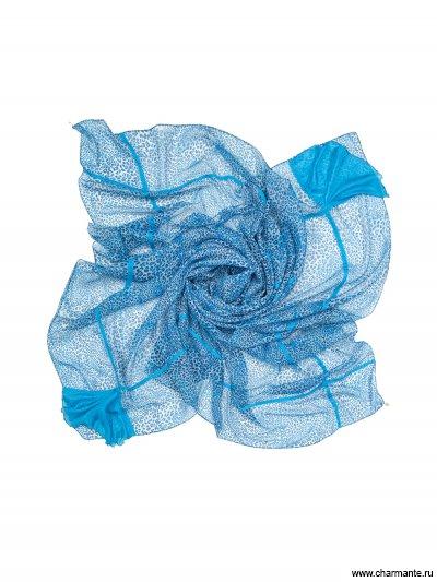 Купить Платок женский TISF360, Charmante, синий