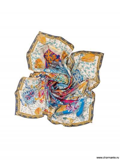 Купить Платок женский SHSA346, Charmante, белый