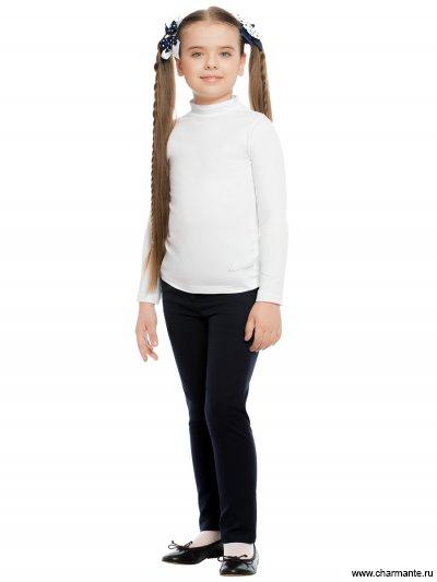 Водолазка с длинным рукавом для младшей и средней школы