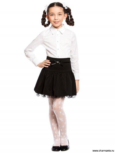 Блузка с длинным рукавом для младшей и средней школы Charmante ASB661610