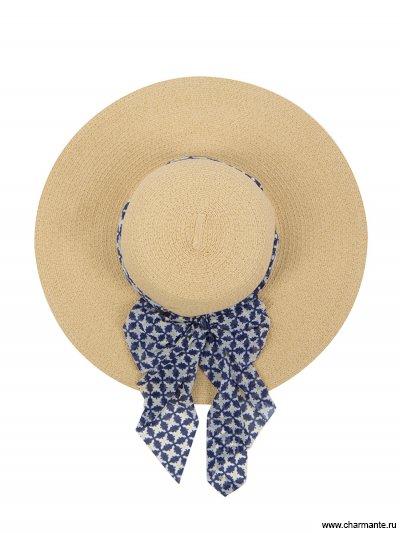 Купить Шляпа женская HWPS 181614, Charmante, кремовый