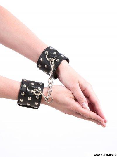 наручники (иск.кожа)