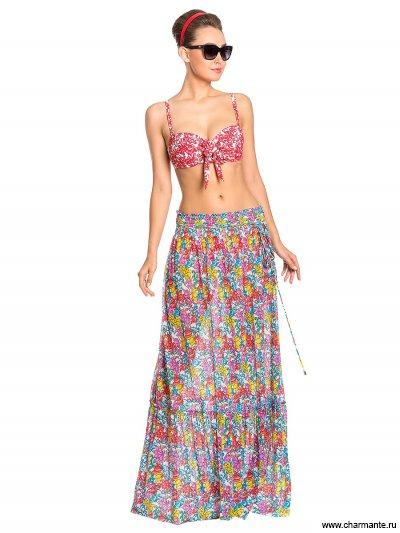 Купить Юбка пляжная для женщин WU 041709, Charmante, мультиколор