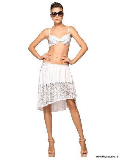 Купить Юбка пляжная для женщин WU 031707, Charmante, белоснежный