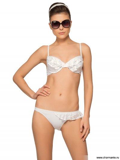Купить Купальник женский WDM 031702, Charmante, белоснежный