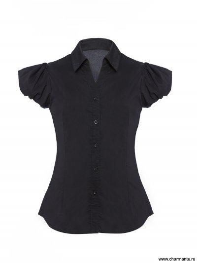 Блузка с коротким рукавом для средней школы Charmante ASB661601