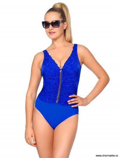 Купить Купальник женский слитный WPU(XL) 021707 LG Alysia, Charmante, синий