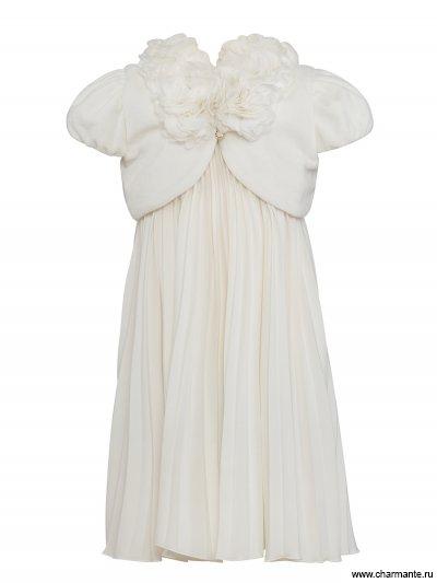 Комплект для девочек (платье, болеро) PRAk061601 от Charmante