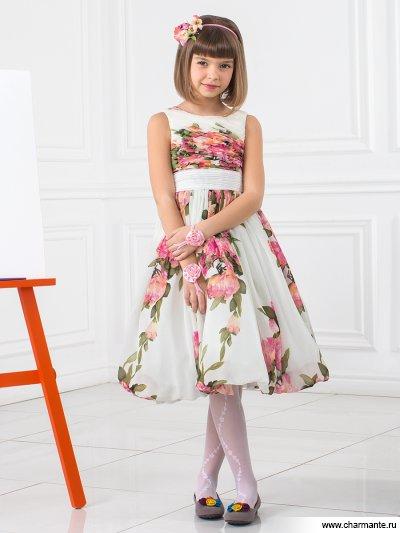 7eccecf5956 Платье праздничное для девочек PSA011502 - купить в интернет ...