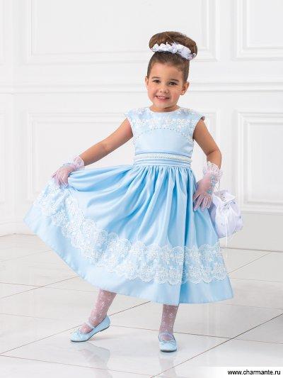 Платье праздничное для девочек Charmante PSA061501