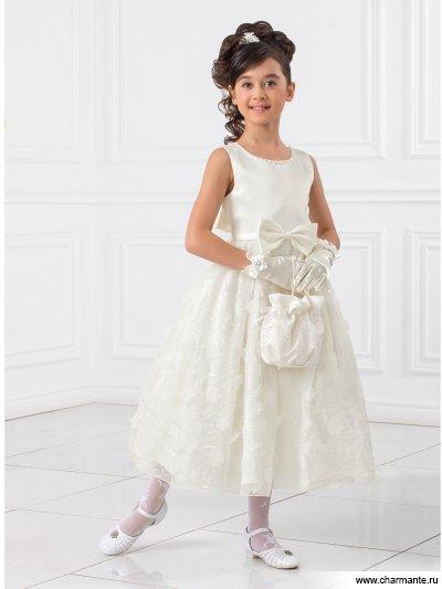 Платье праздничное для девочек Charmante PSA091504