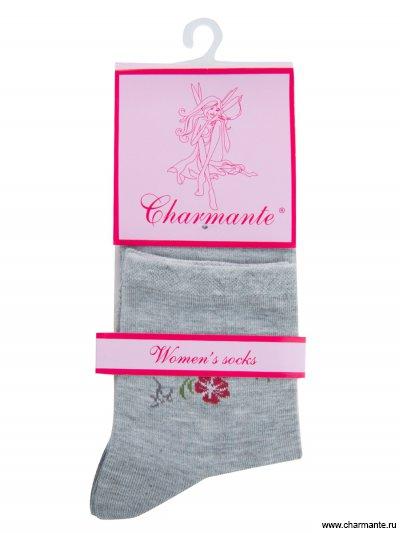 Носки женские хлопок Charmante SCHK-1602
