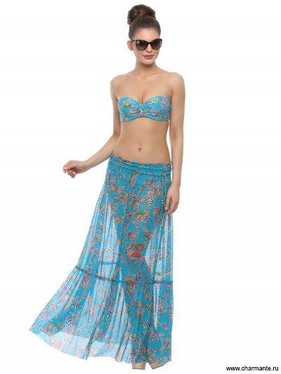 Купить Юбка пляжная для женщин WU011807, Charmante, мультиколор
